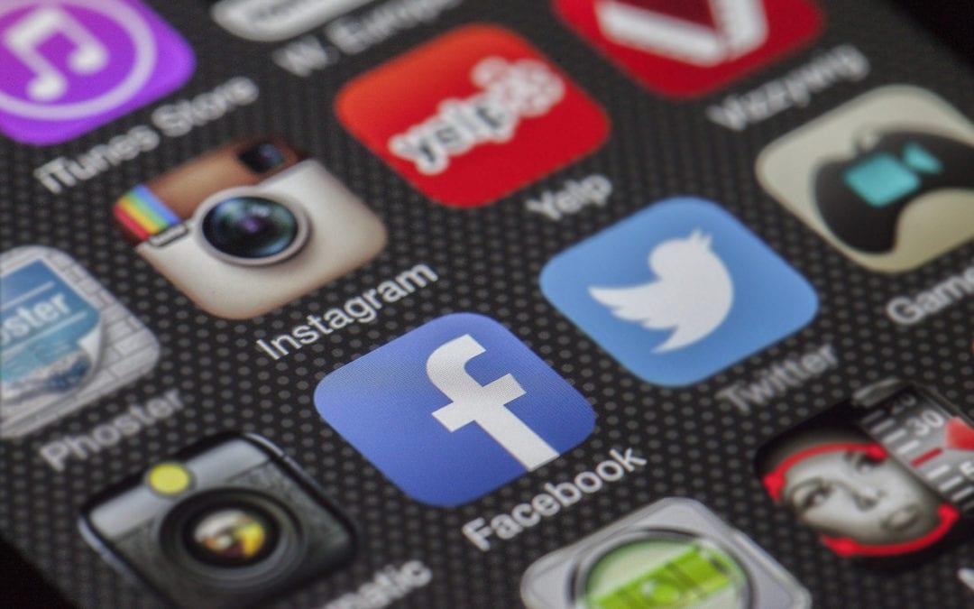 Digital Footprints on Facebook and Instagram