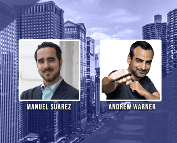 My interview with Andrew Warner from Mixergy!